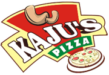 Kaju's Pizza Logo