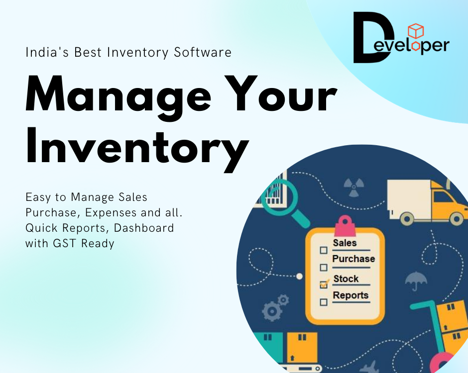 Inventory Software in Udaipur